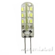led smd g4 gu4 strahler lampe 180 lumen mit 24 leds 12v stiftsockel ebay. Black Bedroom Furniture Sets. Home Design Ideas
